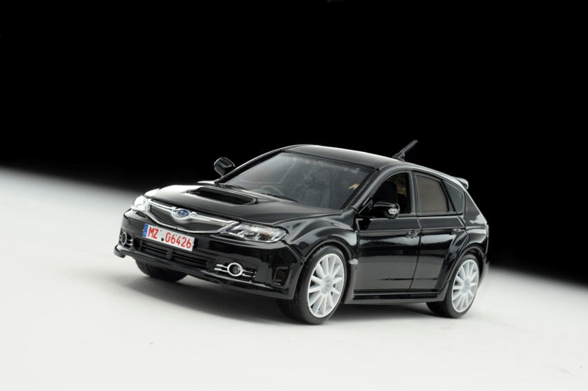 PSD 15/48 - KYOSHO NUERBRUGRING COLLECTION - 1:43 scale SUBARU IMPREZA WRX