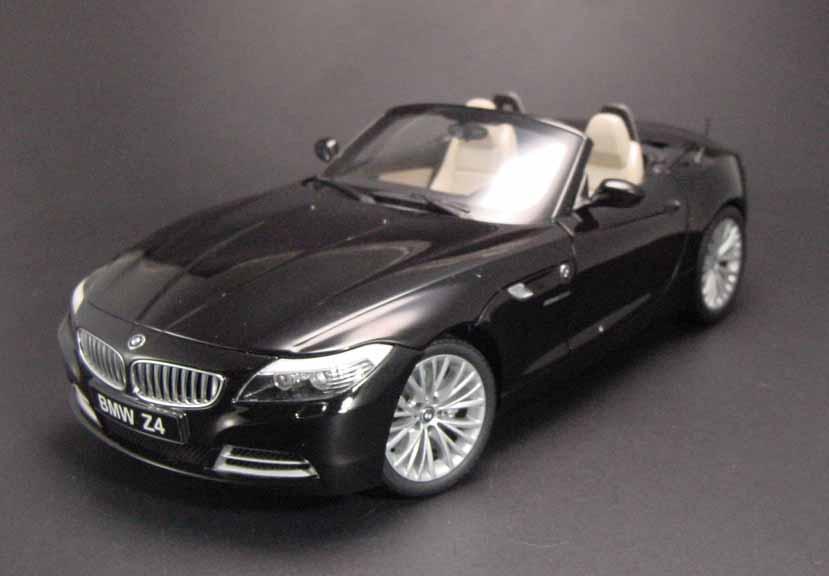 Bmw Z4 2009 Black