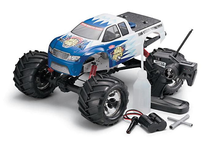 档变速大脚车 油动遥控车 R C cars 大脚车Big Feet cars FHTD R C