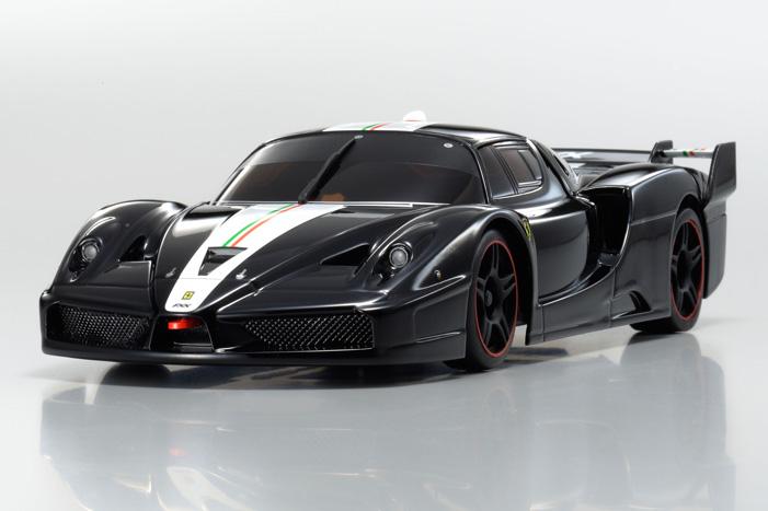 Ferrari Fxx Black Nice Cars
