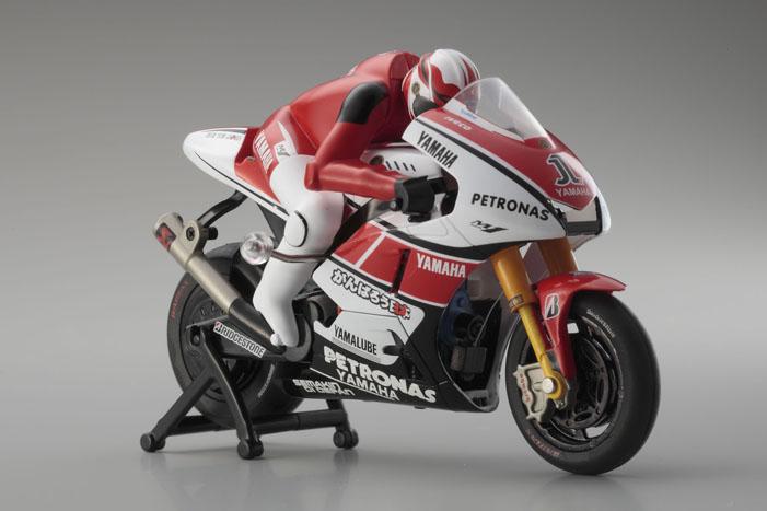 KYOSHO MCB001DYB Ride Figure YAMAHA  Mini Z Moto Racer