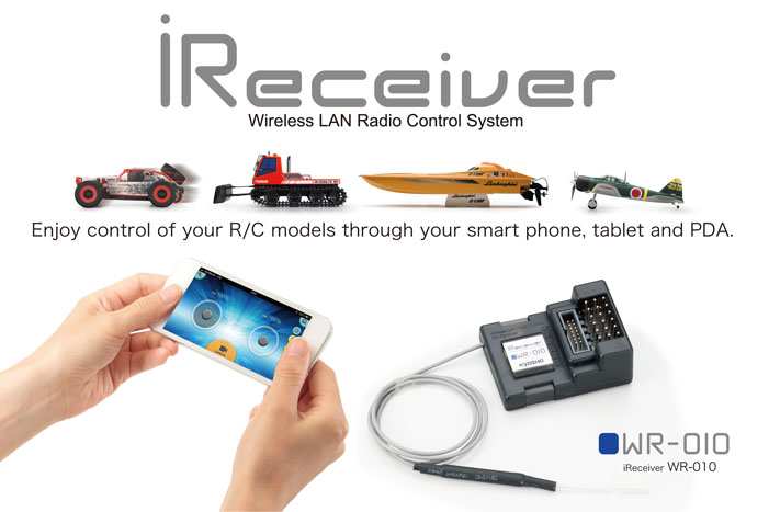 Ireceiver Wifi Radio Control S
