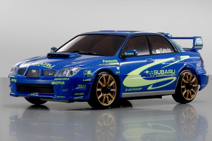 Kyosho|product Subaru Impreza Wrx Sti Spec C Srtj 2007