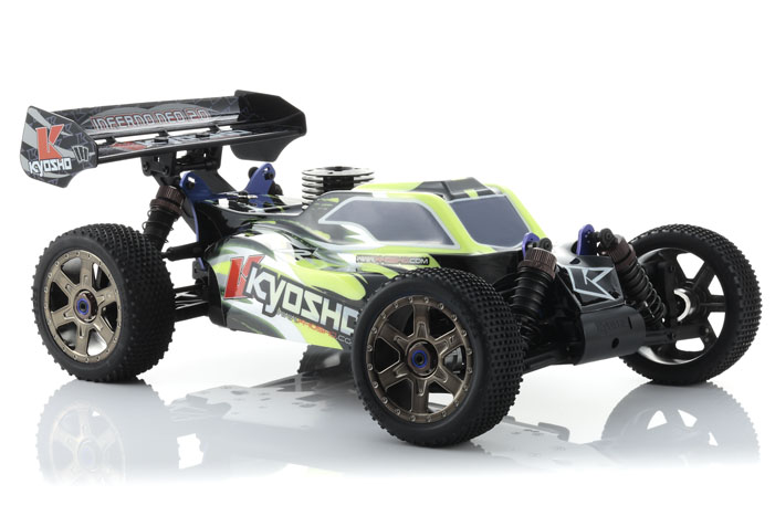 kyosho product inferno neo 2 0 readyset t1 black yellow. Black Bedroom Furniture Sets. Home Design Ideas